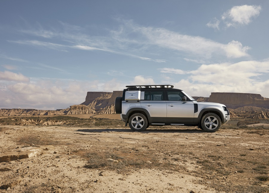 New Land Rover Defender  (2)